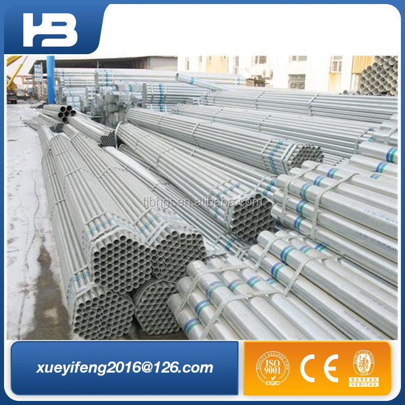 China Wholesale advanced building materials galvanized carbon steel st37 pipe and metal tube