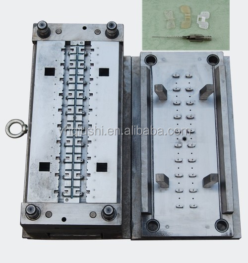 china Medical Injection Mould for disposable Double Lamina (QSM-005)