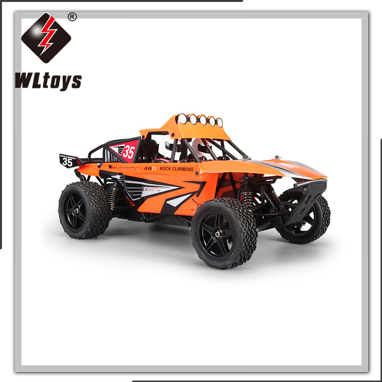 1:12 Scale Electric Off-road Vehicle RC Desert Car toy