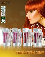 Private Label Wholesale Salon Professional Hair Straightening Cream