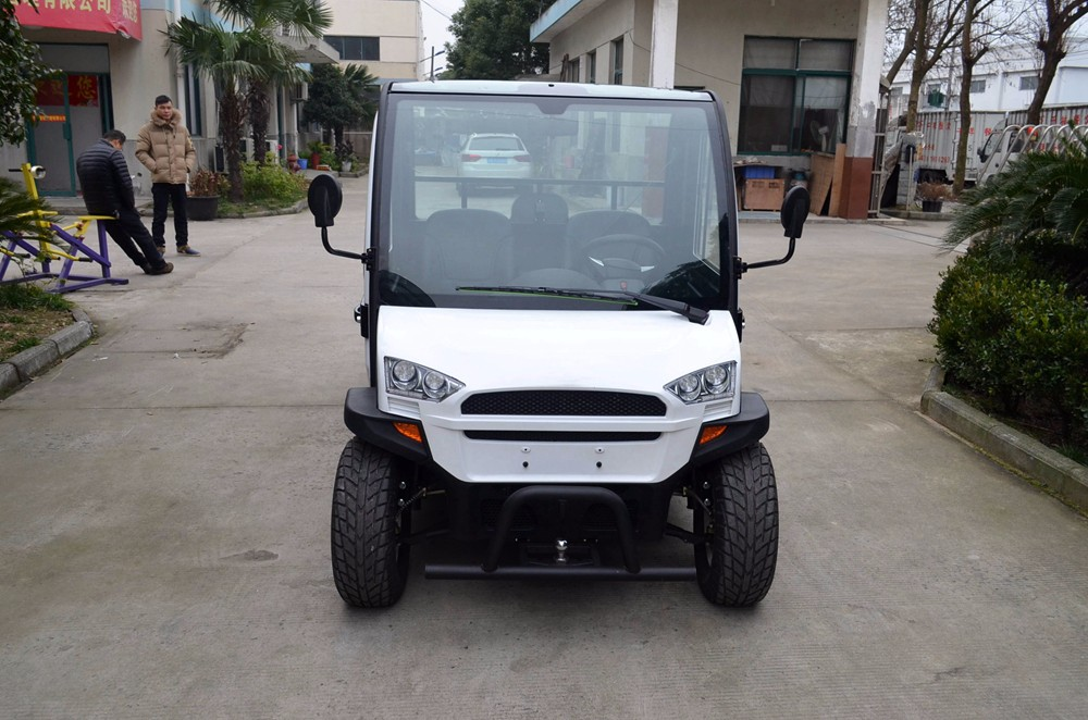 cargo farming vehicle 2 seater golf carts 5kw Electric