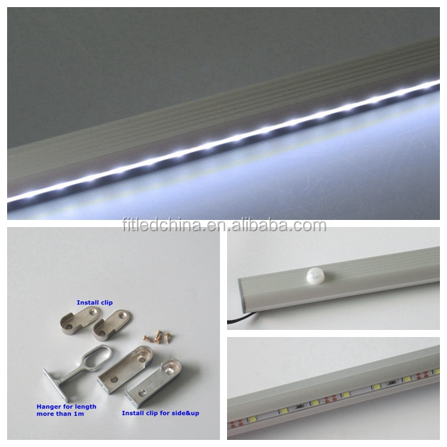 Led Wall Mounted Closet Rod With Pir Motion Sensor Switch   Buy Wall  Mounted Closet Rod,Led Wall Mounted Closet Rod Product On Alibaba.com