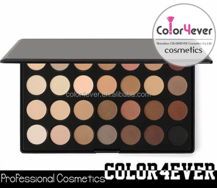 Private lable Naked eyeshadow palette 28colors eyeshadow mekup <strong>cosmetic</strong>