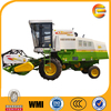 wheel driving type bottom price of wheat bean harvester for small medium farm land