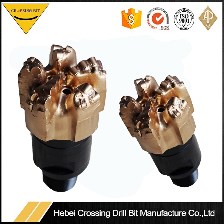 "5 7/8"" drilling pdc bits for gas oilfield & mining water well drilling"