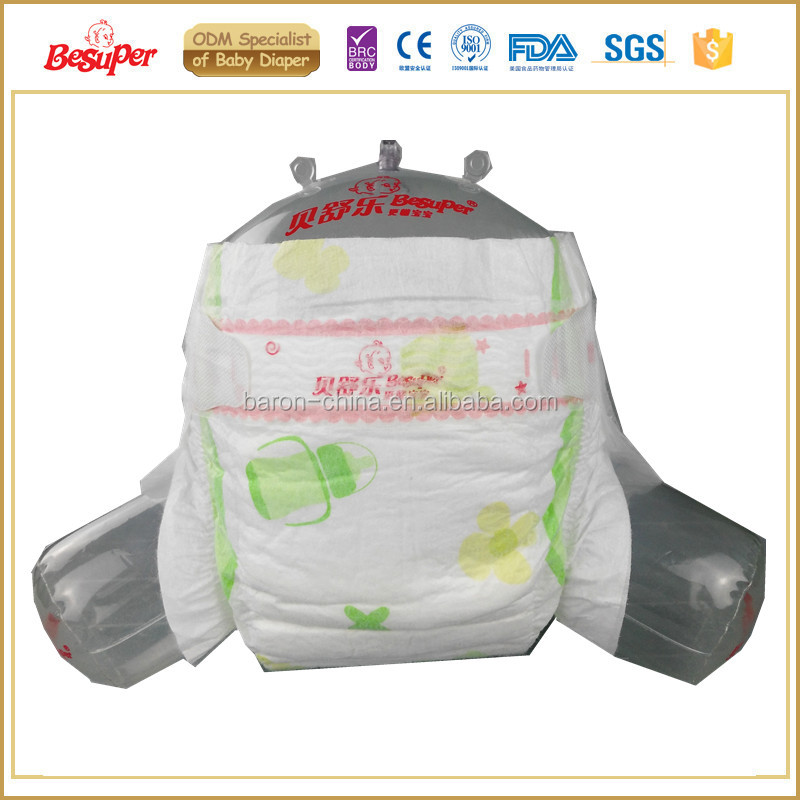 playful molfix 3D Leak Prevention Channel kiddy daily diaper producer in China