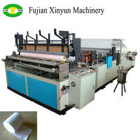 Embossing point to point production full line new condition toilet tissue roll paper machine for sale