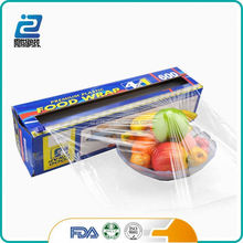 Factory supply stretch pvc cling film preservative film