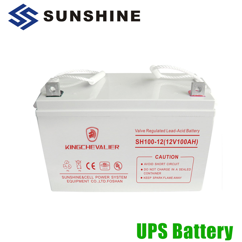 Battery Groud Consistency 12V 100Ah Rocket AGM Deep Cycle Battery