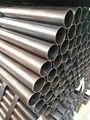 black annealed low carbon pipe manufacture 37*57MM
