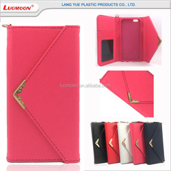 pu leather luxury phone cases for iphone 6 5 4 S 5C se plus 7
