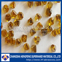 wholesales sell well india market Hengfeng brand single monocrystalline diamond for cut/polishing/grinding