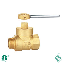 italy style ball valve gas for heater cw617n brass