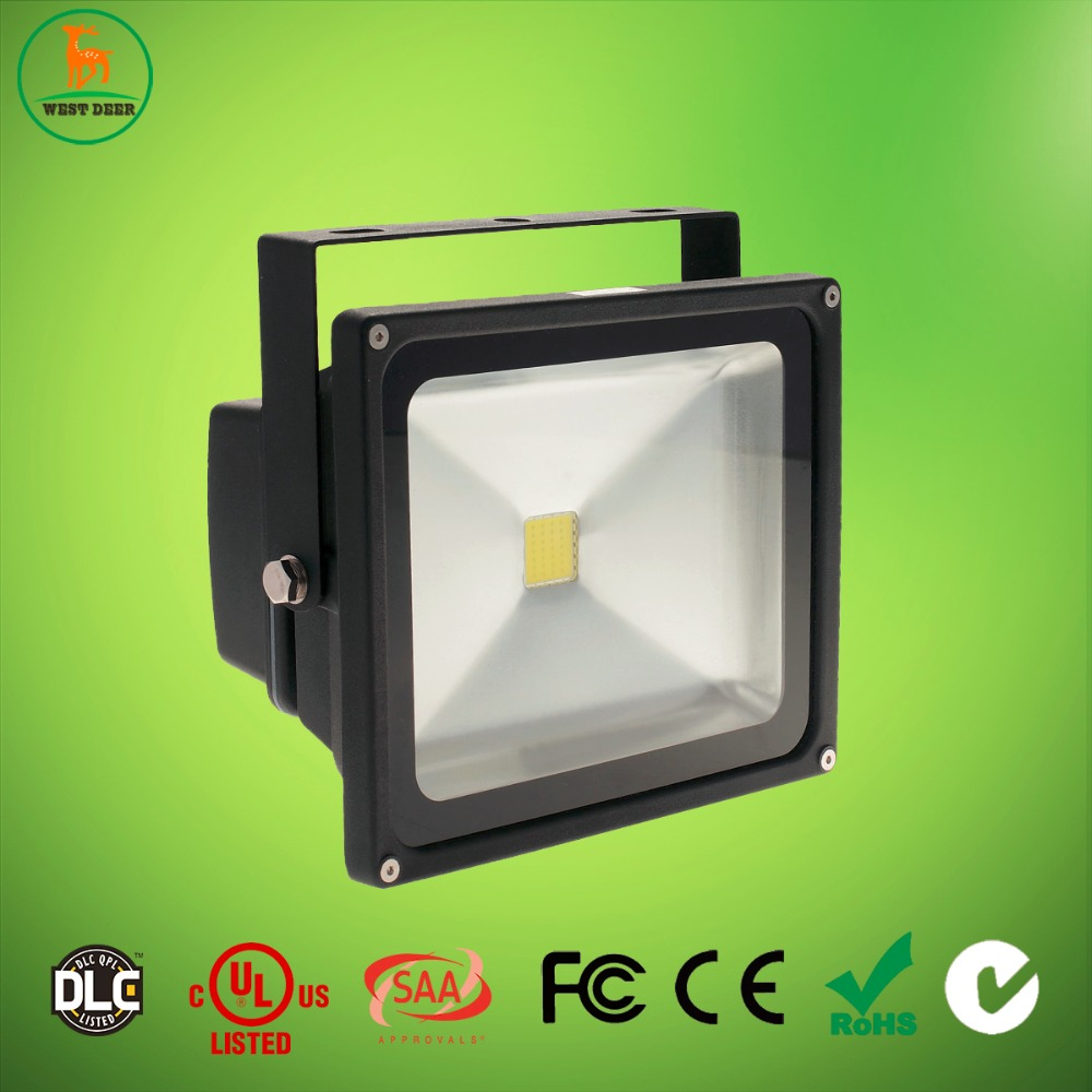 Constant current power supply outdoor led flood light with Mean well Driver
