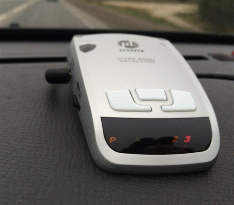 early warning radar detector digital processor samsung antiradar car speed detector