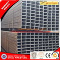 Alibaba gold supplier Tianjin cold form welded square hollow section steel from China