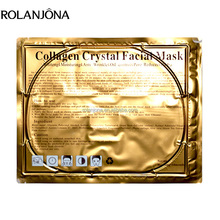 Factory Wholesale Rolanjona Peel Off Mask Gold Collagen Crystal Collagen Facial Mask