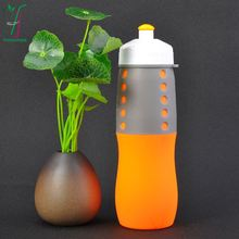 New Product 100ml High-End Silicon Silicone Foldable Water Bottle Of Water