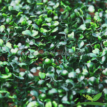Low cost manuffacturing Artificial boxwood mat plants for outdoor garden decoration