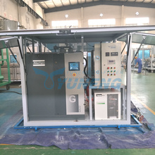 For Transformer Maintenance Skid Mounted Transformer Dry Air Generator Plant