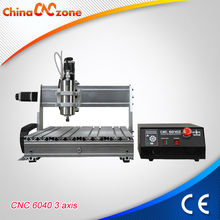 High Performance 6040 Wood Pattern Making Machine
