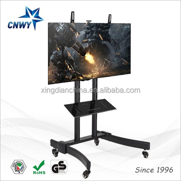 Tv Stand Met Casters Flat Panel Tv Stand Andere Metalen