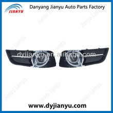 direct factory angel head light,swift angel eyes projector fog lamp,fog lights for ford fiesta JY230