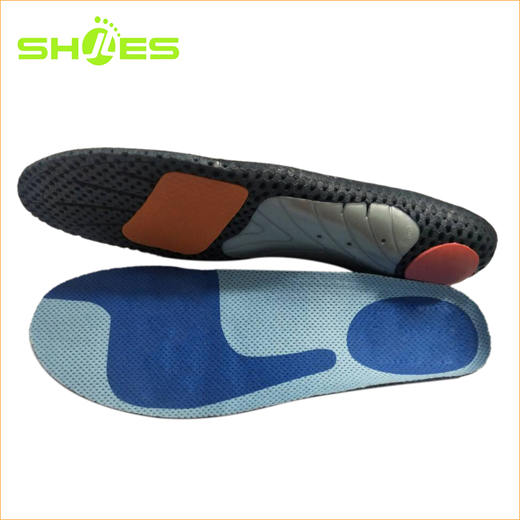 2018 New Design Orthotic Soft Sport Insole
