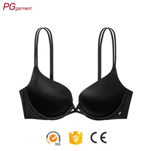 Latest smooth t-shirt bra simple comfortable hot design sexi girl wear sexy teen fashion bra