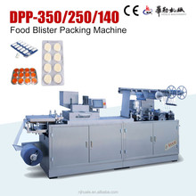 Automatic Food Blister Packaging Machine for chocolate