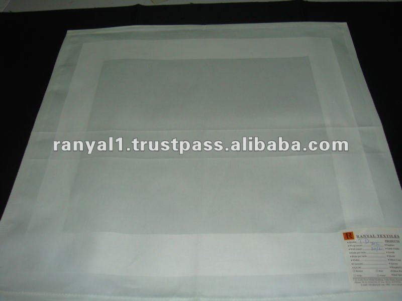 Stock lot of Satin band Table cloth