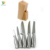 Classic Stainless Steel 6 pcs Kitchen Knife Set with S/S Hollow Handle