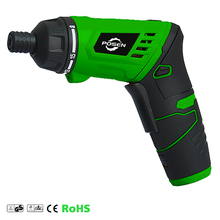 3.6V Li-ion battery cordless electric screwdriver set