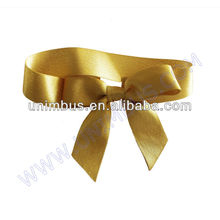 Sparkle glitter ribbon bows for gift wrapping