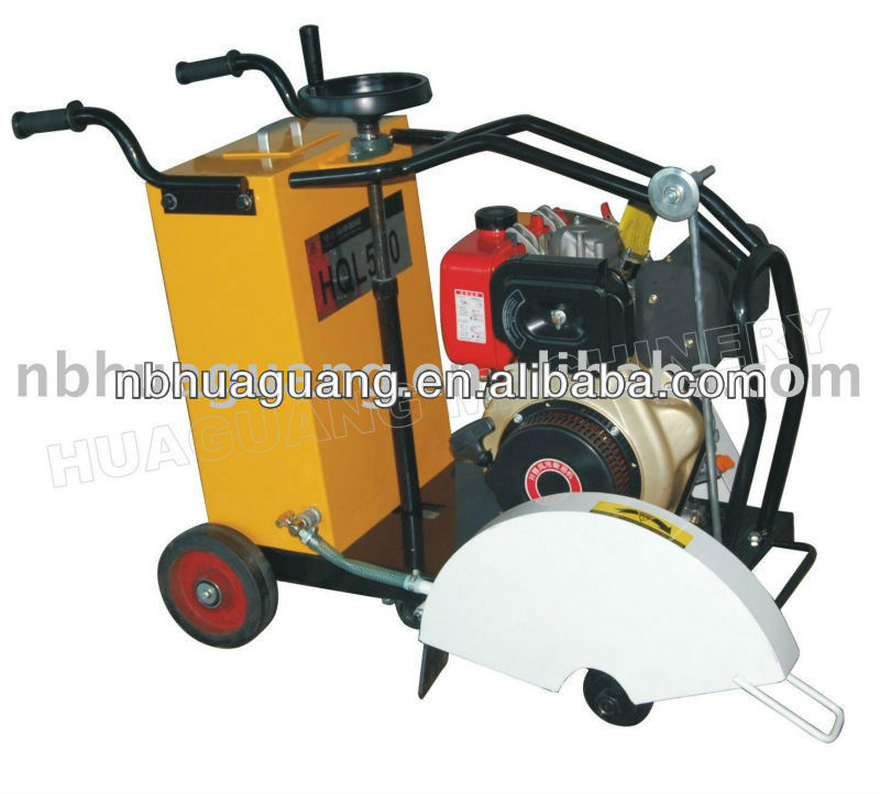 HQL500D diesel concrete cutter floor saw road cutter original manufacture
