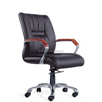 elegant reclining office conference room chair with casters IH333