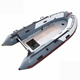 China 3.0m 1.2mm PVC Gray Cheap Plastic Inflatable Fishing Boat For Sale Malaysia