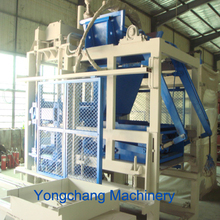 Export to kenya QT10 cement block making machine