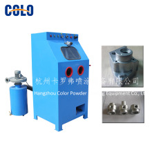 Glass Bead Sandblaster Water Sand Blast Machine