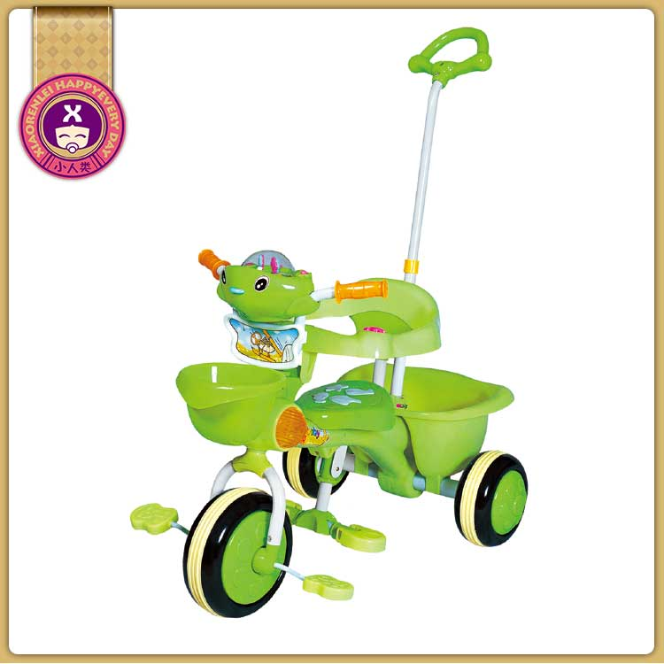 Hot Selling Model Baby Ride By Panel Power Push Best Trike For Baby