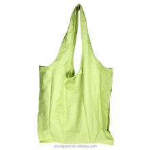 Wholesale Grocery 100% Polyester Tote Shopping Bag