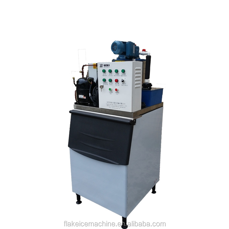 factory supply 2000kg per day flake ice machine bingsu ice machine