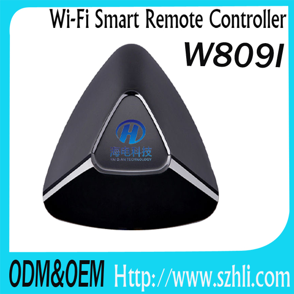 WIFI to IR Latest Smart Remote System W809 Wifi Control by Smartphone, Wifi to IR Multifunctional Integrated Smart Home Control