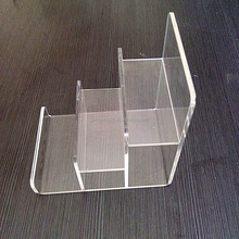 clear acrylic purse bag holder for store