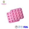 16 Cavities Cute Piggy Silicone Chocolate Mould/ fondant Soap cake Baking Mould