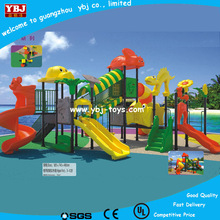 2016 Newest Natural Kid Play Outdoor Playground Equipment for kids center