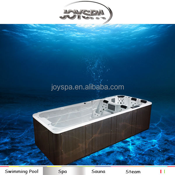 Reversible Drain Location and Massage Function spa swimming pool