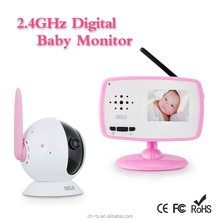 2.4 GHz Digital Night Vision Camera,Video Baby Monitor