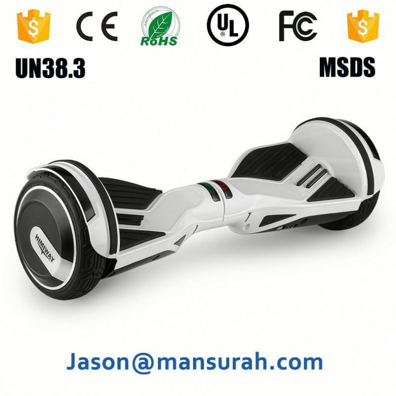 China electric scooter new products 2016 smart one wheel balance board