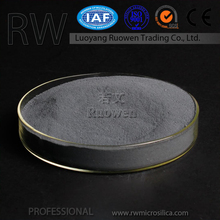 China high purity white micro silica fume for bridge construction